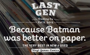 Last Gen Comics