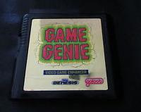 sgea genesis game genie