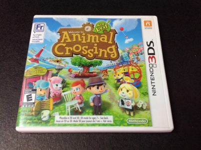 aninal crossing