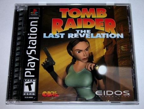Tomb Raider The Last Revelation Ps1 Complete Last Gen Toronto