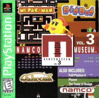 Namco Museum Vol 3 GH